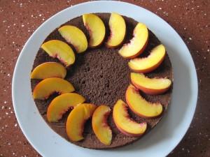 Čokoladno-lešnikov kolač