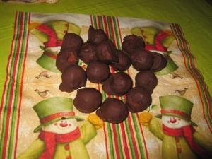 Mandljevo-kokosove kroglice