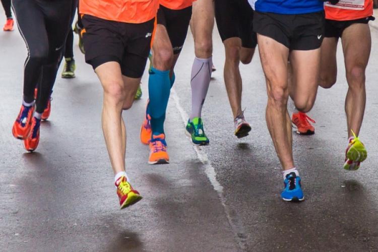 Napotki maraton tek